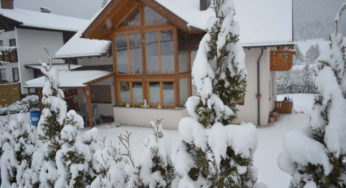 Haus ElSaVi Winter